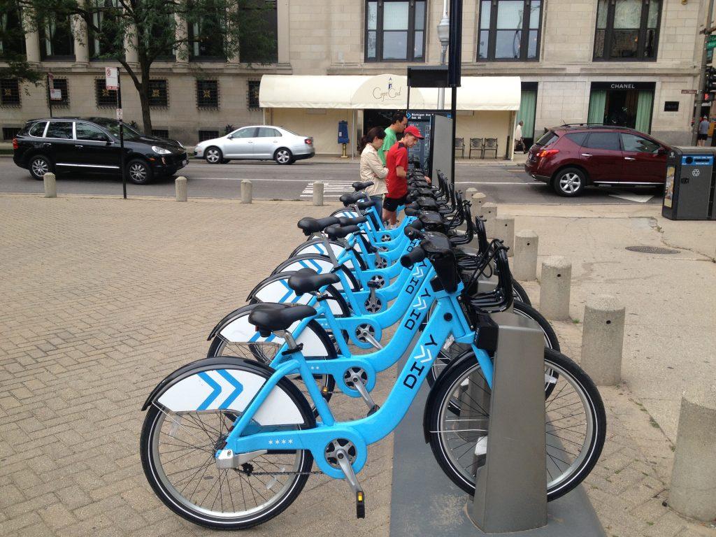 Chicago Bike Sharing System