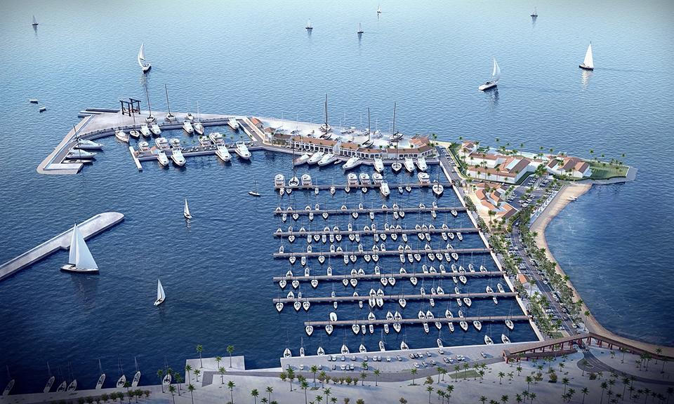 Alcudiamar Port Extension