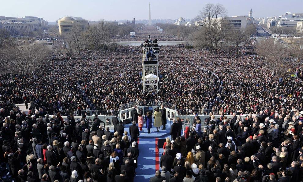 Inauguraciones Presidenciales