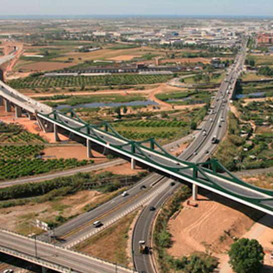High Speed Rail Line Madrid – Barcelona – French Border