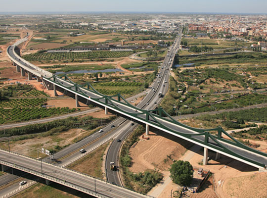 L.A.V. Madrid – Barcelona – Frontera Francesa