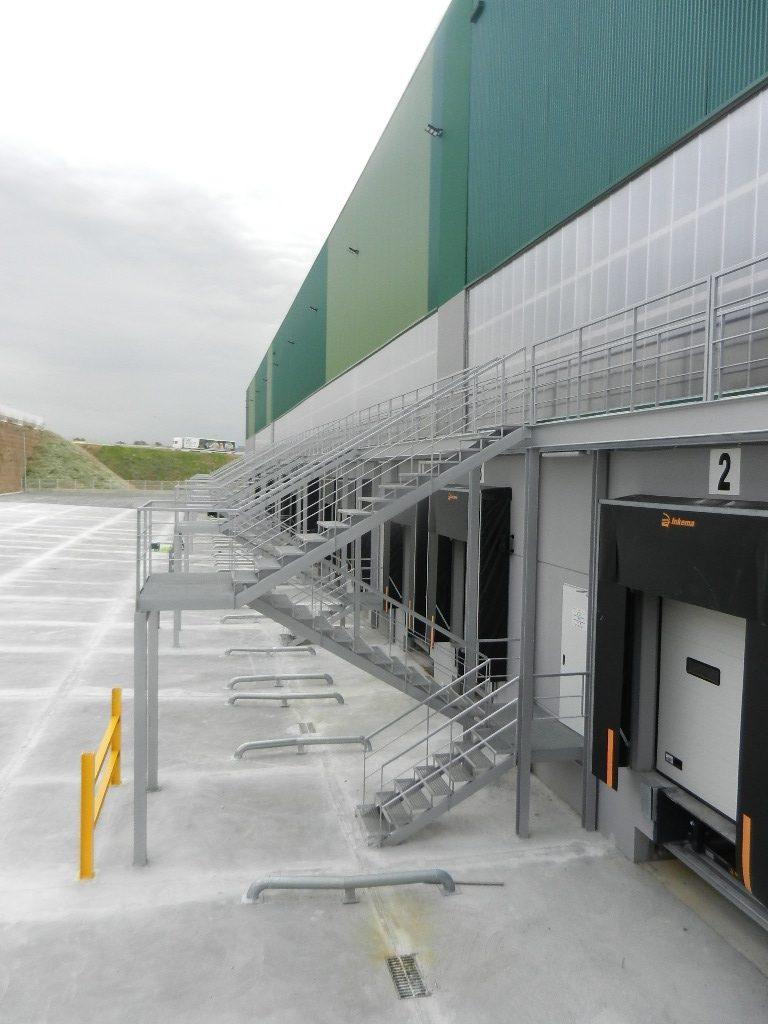 Saica Logistics Warehouse