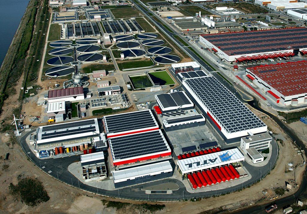 Usina de dessalinização de Llobregat