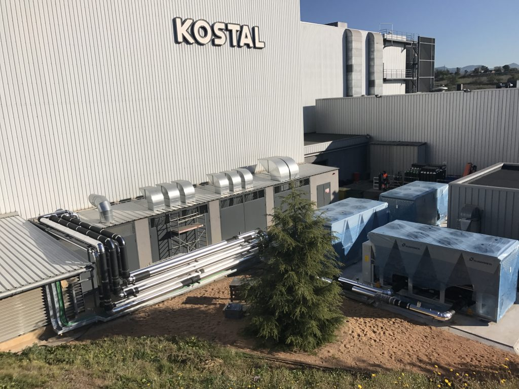 Kostal Factory