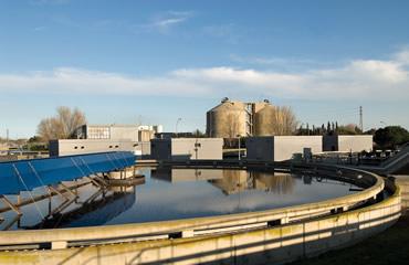Baix Llobregat Wastewater Treatment