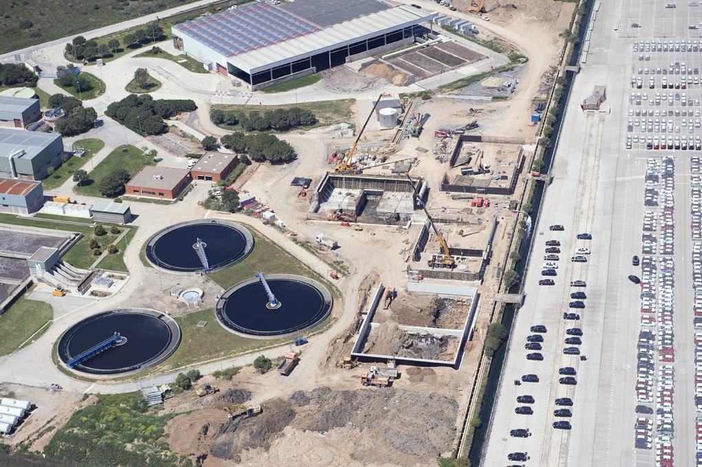 Tarragona Wastewater Tertiary Treatment