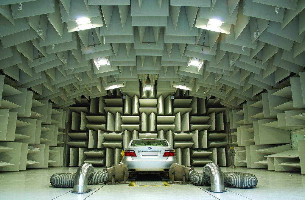 Laboratorio de Acústica