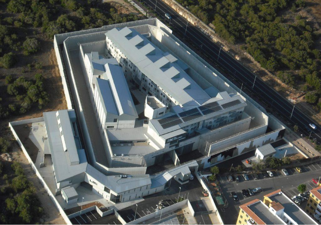 Centros Penitenciários para a SIEP