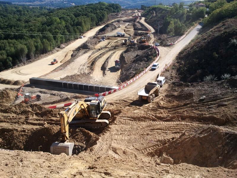 Madrid – Galicia High Speed Railway Line
