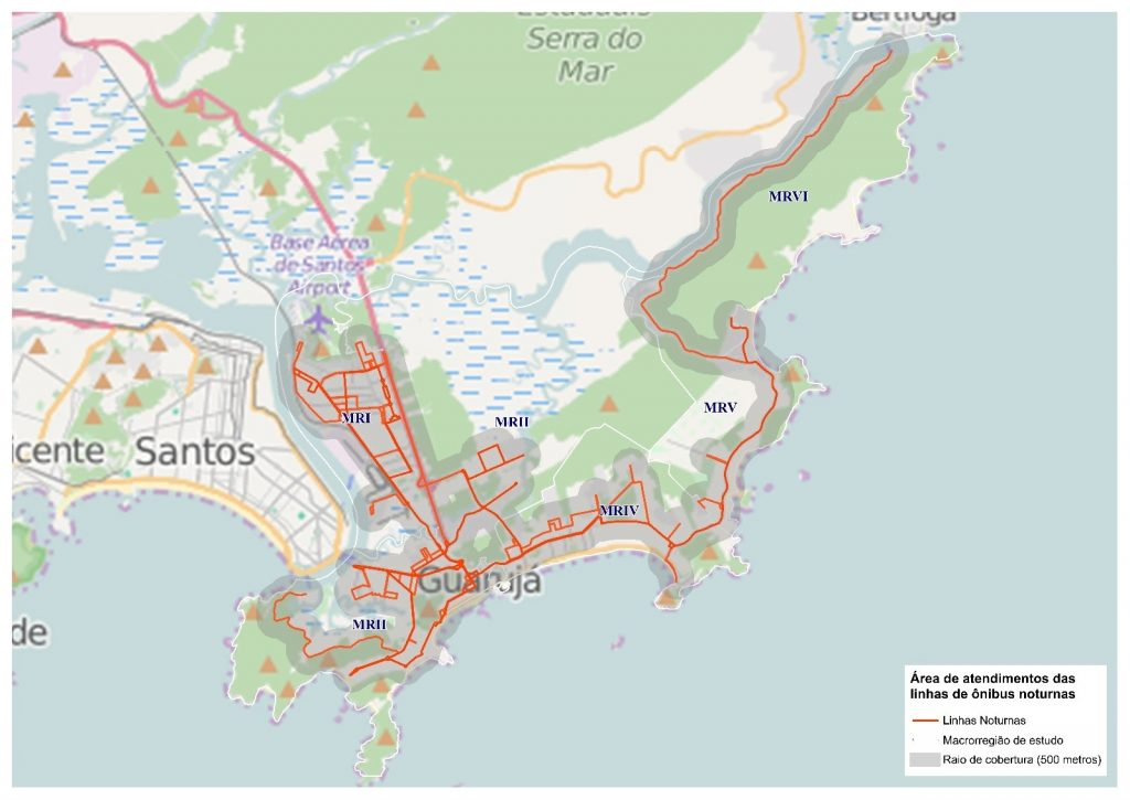 Plan de Movilidad de Guarujá