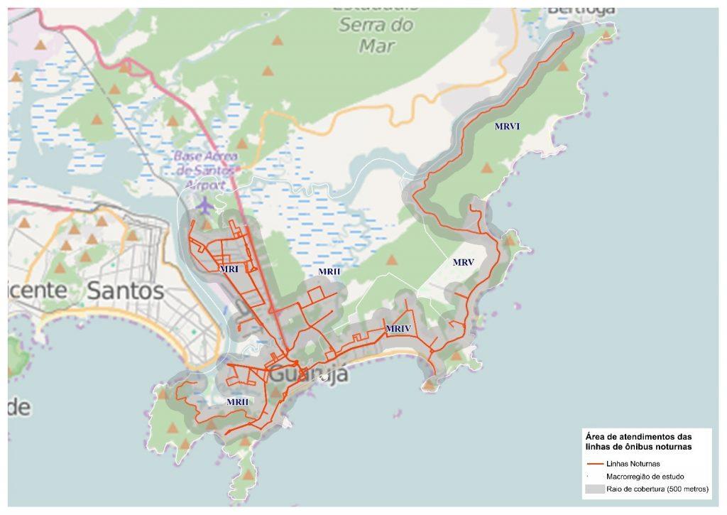 Plano de Mobilidade de Guarujá
