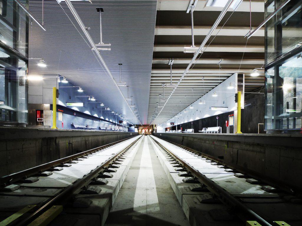Prolongación línea FGC en Sabadell