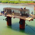 Empresa proyecto de infraestructura internacional