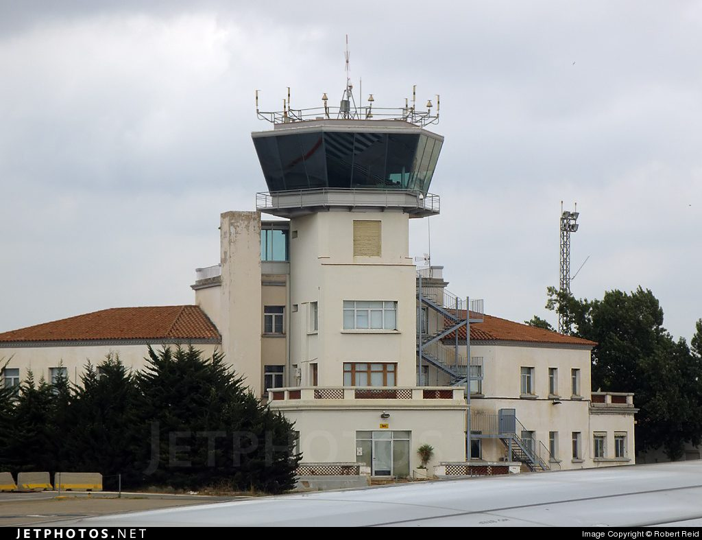 Reus Airport Control Tower