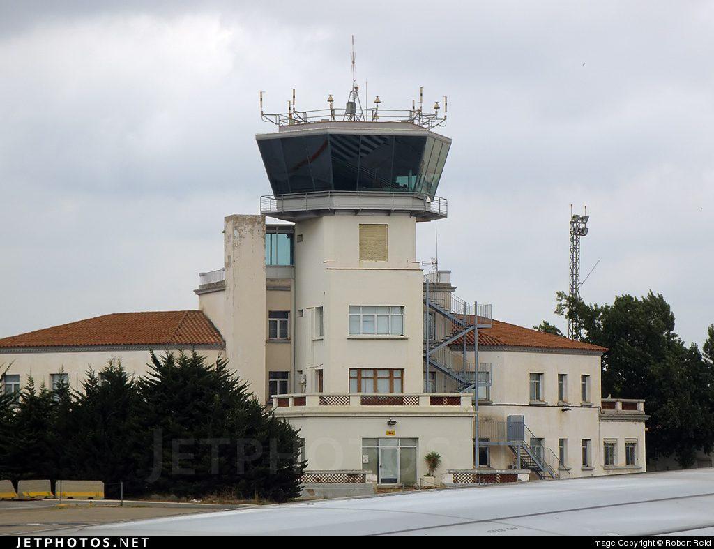 Torre de Control Aeropuerto de Reus