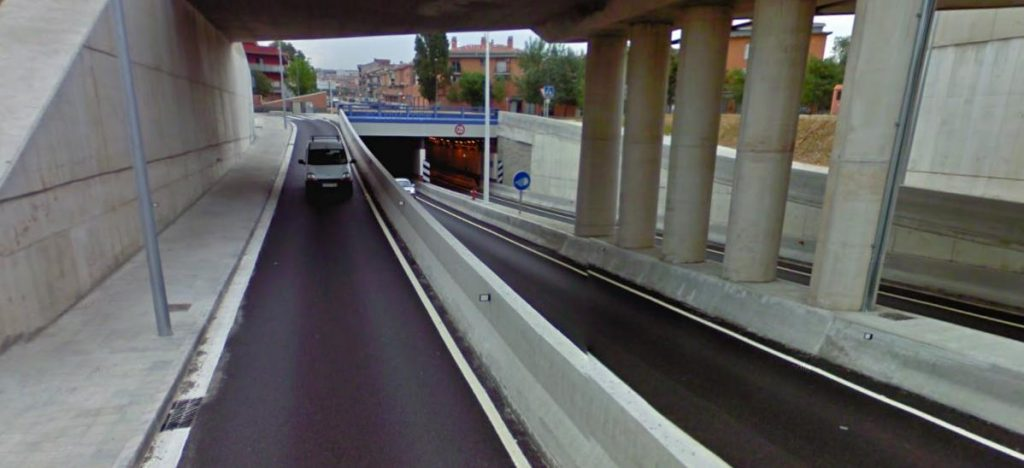 Granollers Ring Road Covering