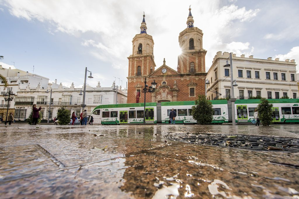 Tren-Tranvía de la Bahía de Cádiz