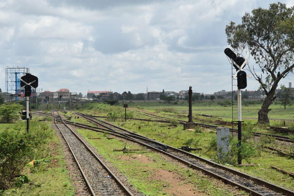 Red de Cercanías de Nairobi