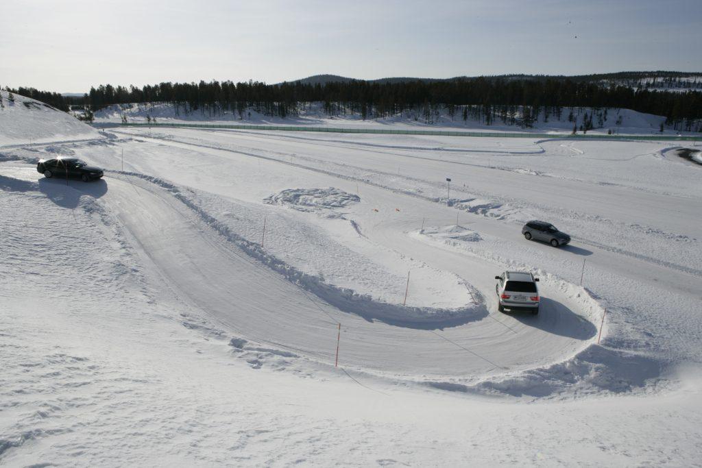Complejo Pruebas Invernales Automoción