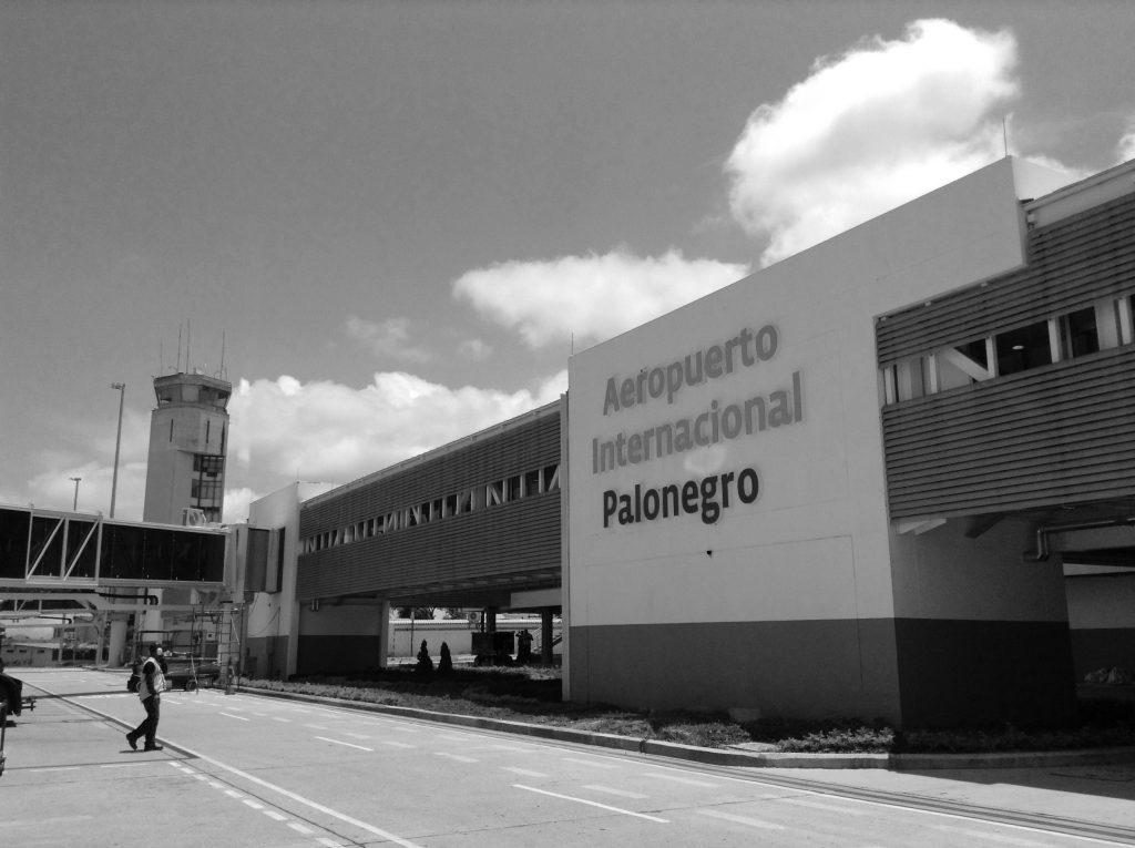 Aeropuerto Internacional Bucaramanga