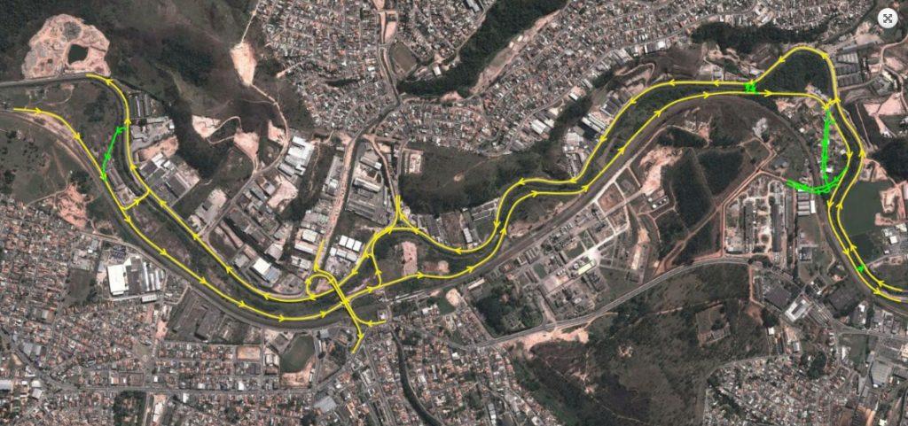Plan Movilidad Urbana Várzea Paulista